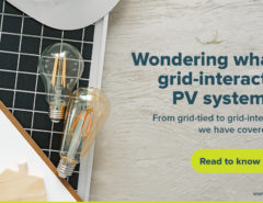 Future of Solar: What is a grid-interactive photovoltaic system?