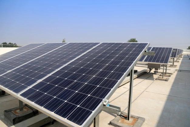 Solar PV Remote Monitoring - Mahindra Teqo