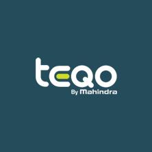Teqo Logo - Mahindra Teqo