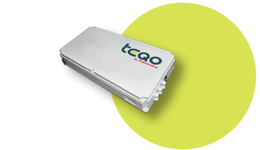 MACXtm - Data Acquisition Device - Mahindra Teqo