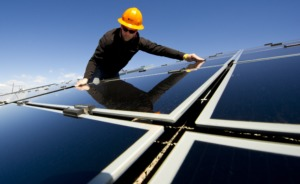 Making Solar Power 'Cleaner' with Mahindra Teqo